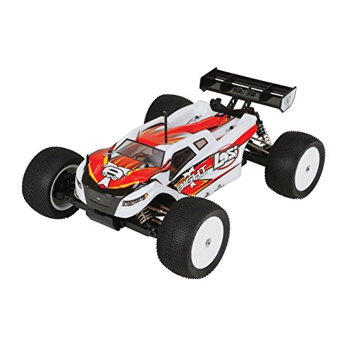 - Losi Mini 8IGHT RTR AVC 4WD Buggy Vehicle (1/14 Scale), Black