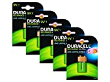 Duracell Rechargeable ultra 9V Battery - Pack of 5