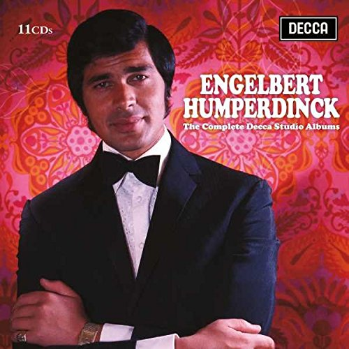Engelbert Humperdinck The Complete Decca Studio Albums [11 CD Box Set] (The Best Of Engelbert Humperdinck)
