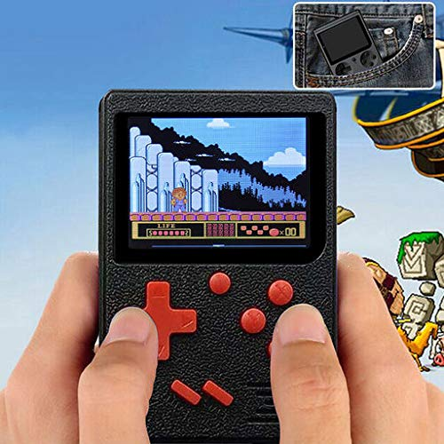 Christmas Best Smartphone!!Kacowpper Retro Mini Handheld Video Game Console Gameboy Built-in 400 Classic Games by Kacowpper (Image #5)