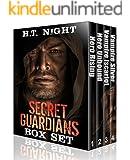 The 4-Book Secret Guardians Boxed Set