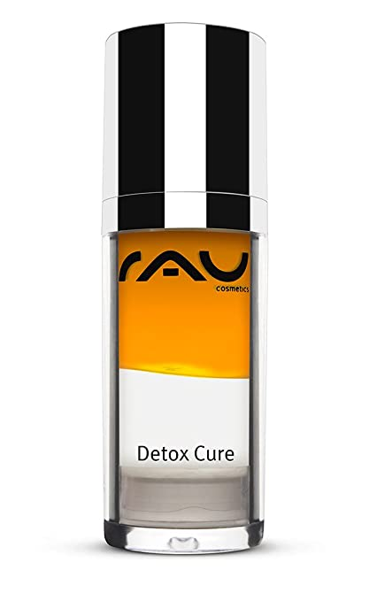 RAU Detox Cure Serum para desentosicar la piel - con acido ...