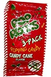 Pop Rocks Holiday Candy Cane Edition 3 Pack