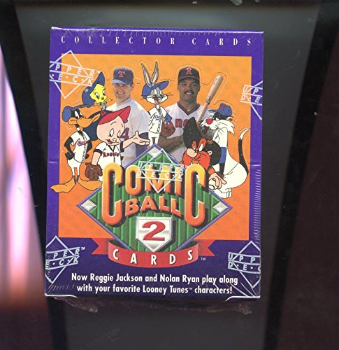 Galleon 1991 Upper Deck Comic Ball 2 Two Looney Tunes