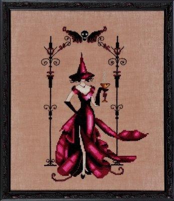 (Zenia (Bewitched Pixies) Cross Stitch Chart NC223)