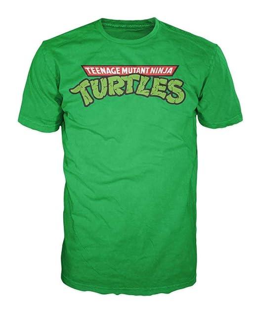 Amazon.com: Teenage Mutant Ninja Turtles Mens T-Shirt: Clothing