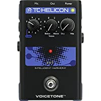 TC Helicon VoiceTone H1 | Vocal Harmony Effects Floor Pedal