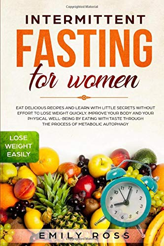 Intermittent Fasting Women Delicious Well Being product image