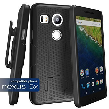 Google Nexus Shell ClikLock Holster