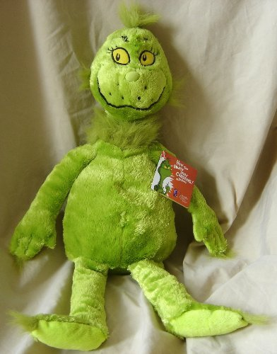 Kohl's How the Grinch Stole Christmas 19 Plush by Kohl's Cares for Kids