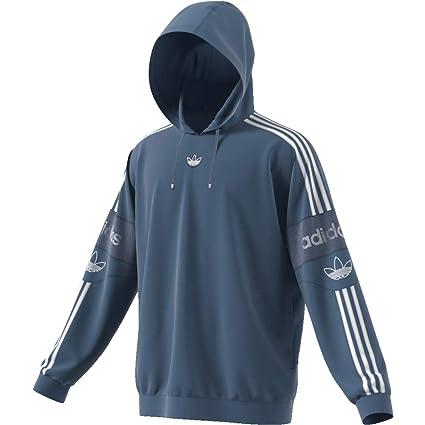Sweat à Capuche Adidas Team Signature Trefoil: