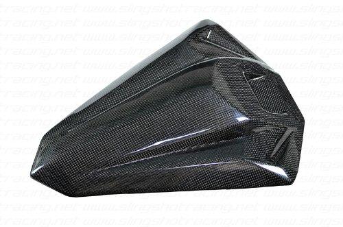 (2012+) Kawasaki Ninja 300 / 300 ABS / EX300 Z250 Z300 Carbon Fiber Rear Seat Passenger Seat Panel Cowl Cover