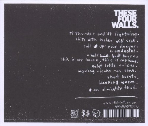 We Were Promised Jetpacks These Four Walls Amazon Music