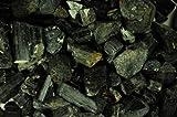 Crystal Allies Materials: 1lb Bulk Rough Black