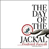 The Day of the Jackal (audio edition)
