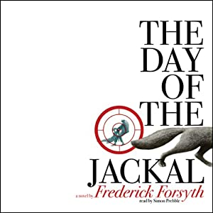 The Day of the Jackal Audiobook