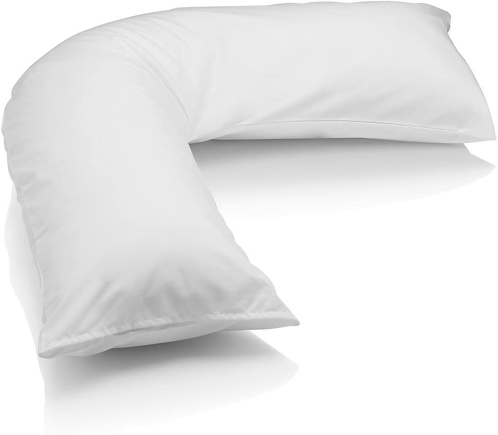 Boutique Quality V Pillow Extra Filled Standard Size