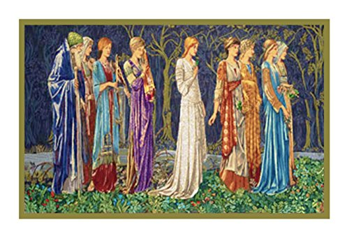 Orenco Originals The Ceremony by William Morris Counted Cross Stitch Pattern ()