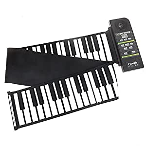 88 Key Musical Keyboards : cloudings tm 88 key electronic piano keyboard silicon flexible roll up piano with ~ Hamham.info Haus und Dekorationen