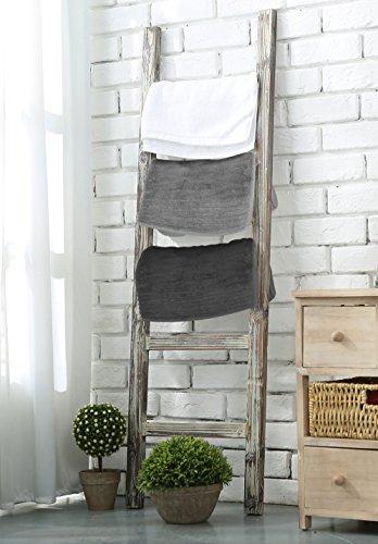 Ladder Magazine Rack - 1