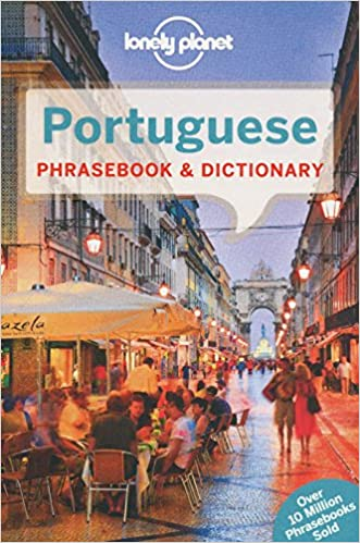 Lonely Planet Portuguese Phrasebook Dictionary Lonely Planet - Portugal map lonely planet