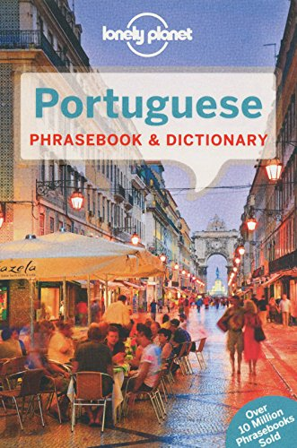 Lonely Planet Portuguese Phrasebook Dictionary
