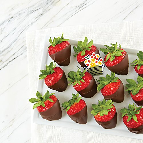 Edible Arrangements Happy Birthday Chocolate Dipped Strawberries Box