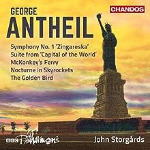 Antheil: Orchestral Works 3 [BBC Philharmonic; John Storgårds] [Chandos: CHAN 20080]
