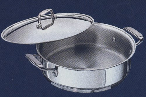 Tramontina 5 Qt Covered Casserole W/tri-ply Clad Construction