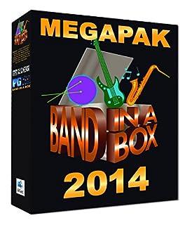 Band-in-a-Box Pro 2014 MAC MegaPAK (Mac-DVD) (B00MOQIMSK) | Amazon Products