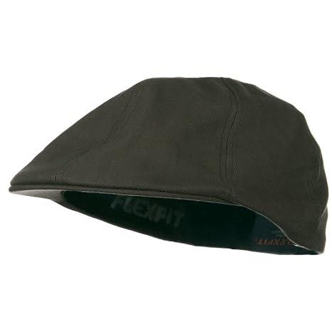 Flexfit Driver Herringbone Ivy Cap - Olive W11S57D  Amazon.ca ... 7c53163abf68