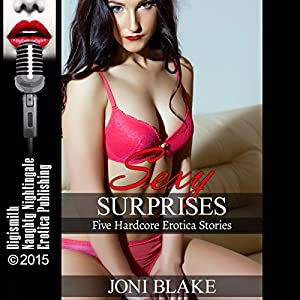 Sexy Surprises Audiobook