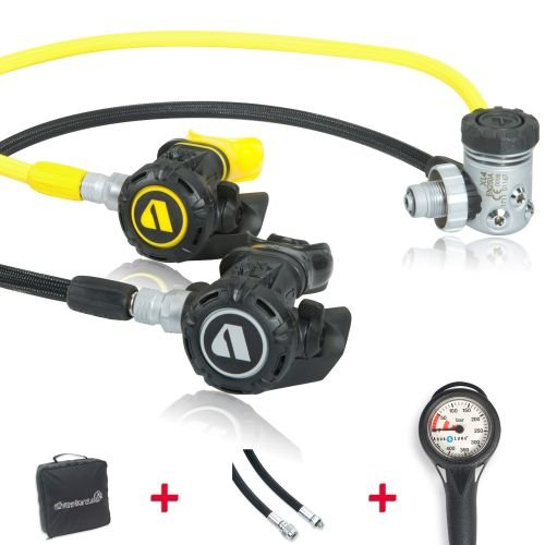 Apeks XL4respiratore Comfort Spar Set–Approvato e montato