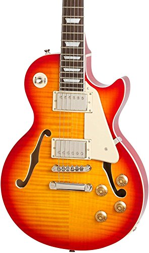 Epiphone ENESFCNH3 Solid-Body Electric Guitar, Faded Cherry