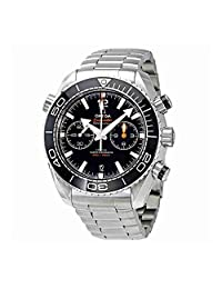 Omega Seamaster Planet Ocean Chronograph Automatic Mens Watch 21530465101001