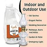 Liquid Paraffin Lamp Oil - 2 Liter