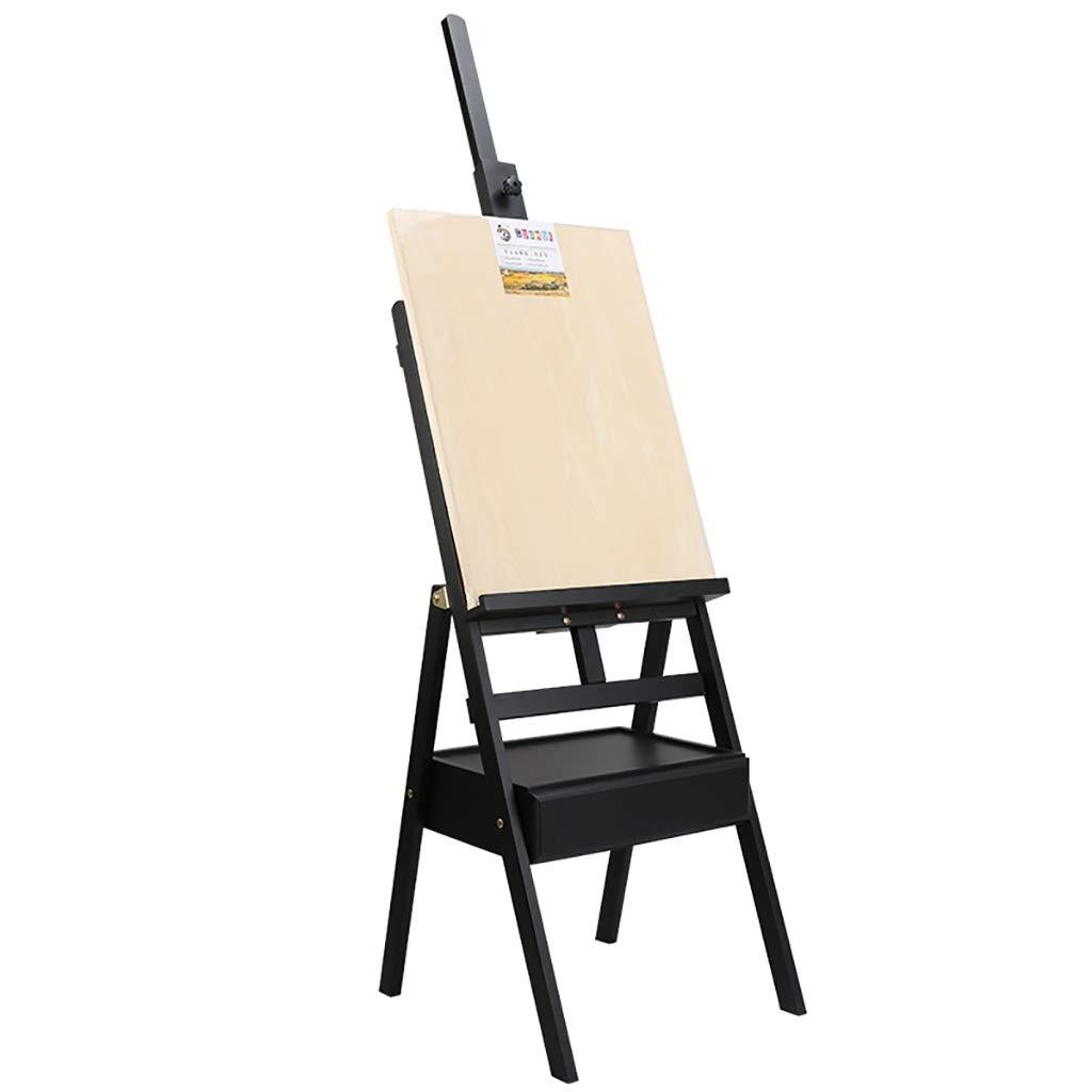 イーゼルプラス4K製図板、スタジオ用イーゼル、ブナ、4色利用可能、高さ調整可能、71.7in / 182cm (色 : C)  C B07S1NLKFT