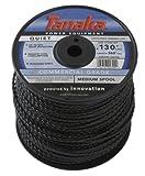 Tanaka 746575 .130-Inch 360-Feet Trimmer Line Spool, Black