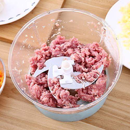 HUATINGRHPM Premium Tritacarne Manuale, tritacarne, Gnocchi Domestici, Carne macinata, tritacarne a manovella Cucina