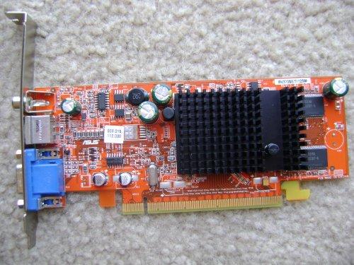 128 Mb Ati Radeon X300 - 8