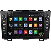 Rupse car radio For Honda CRV 2006 2007 2008 2009 2010 2011 With 8 inch Android4.4 DVD Navigation System With Capacitive Screen