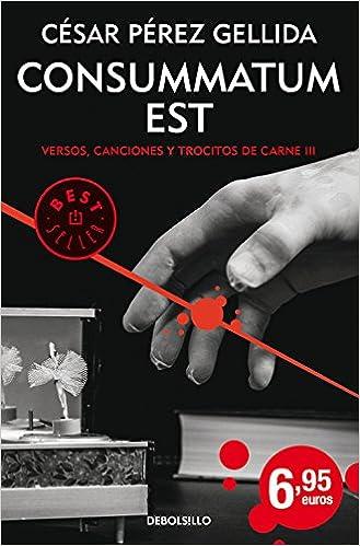 Descargar Torrents En Ingles Consummatum Est Formato PDF Kindle