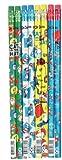 Dr Seuss Cat in the Hat Little Kids Pencil Set, 144 Pieces (66890)