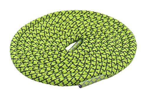 Giallo Lacci 160 Scarpe 4 Fluorescente Riflettente lunghezza Basket Stringhe Da Corsa Tennis Mm 100 Sneaker Atletico Corde Santimon ø Alta Cm Canvas – Luminosità RdwqRBE