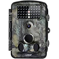 LESHP Hunting Trail Camera, Motion Activated Game...