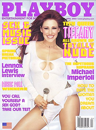 Playboy Magazine - April 2002 - Teen Queen Tiffany PDF