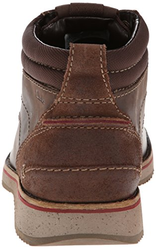 Clarks Mahale Mid Chukka-Stiefel Brown