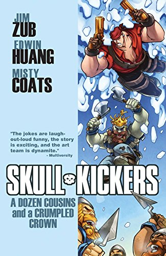 Skullkickers, Volume 5: A Dozen Cousins and a Crumpled Crown