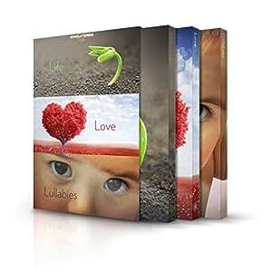 Wholetones: Life, Love & Lullabies 3-CD Set