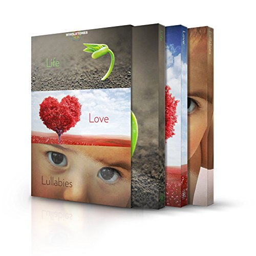 Wholetones: Life, Love & Lullabies 3-CD Set by Barton Publishing